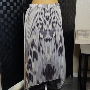 Absolutely Stunning High Low One World Skirt